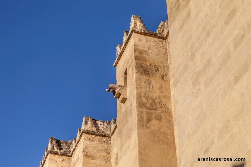 Mezquita Cordoba restauration ALBAMIEL-torres